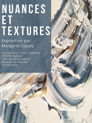 Exhibition by Margaret Lipsey
